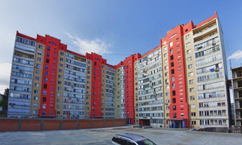Apartamente cu 2 camere pe str. Drumul Viilor 38 (versiunea alba)