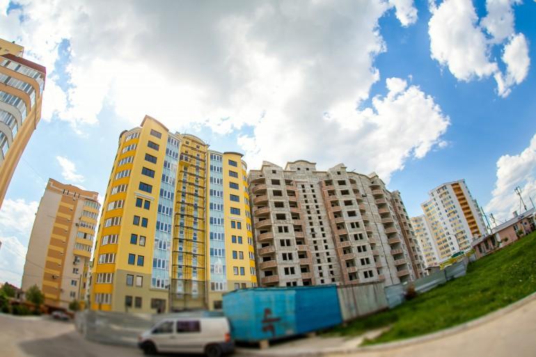 Apartament cu 1 cameră. Str. Alba Iulia 101
