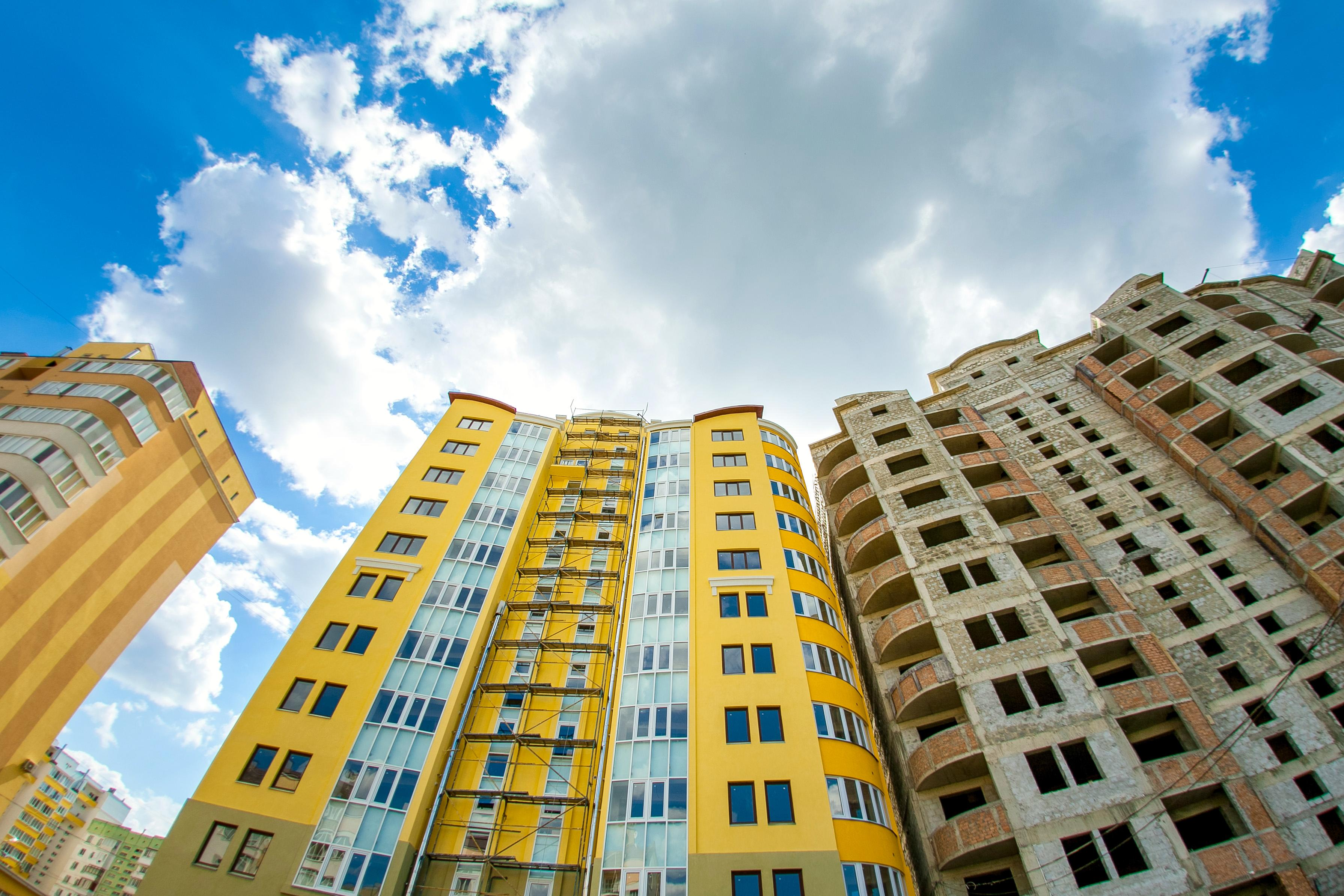 Apartament №54 cu 1 cameră. Str. Alba Iulia 101