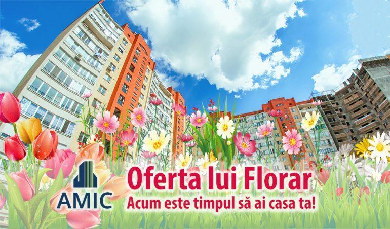 Oferta lui Florar! de la AMIC