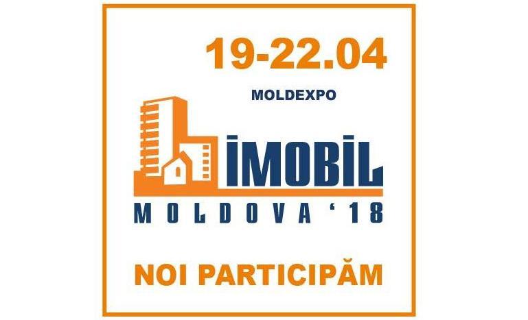 AMIC la IMOBIL MOLDOVA 2018